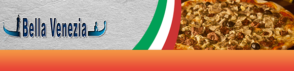 Bella Venezia Pizza Cafe Bundbanner